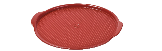 PIZZA STONE LARGE, GRENADE/RED COLOUR - E01347614