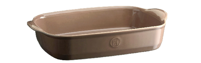 "RECTANG.BAKING DISH W.HANDLES ""ULTIME"", LIGHT BROWN 36 X 24 CM - E01969652"