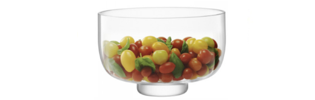 SERVE ARCH BOWL CLEAR D:26 CM - L05G159226991