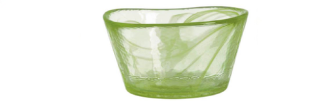 MINE SMALL BOWL LIME D:13.5 CM - K0150331