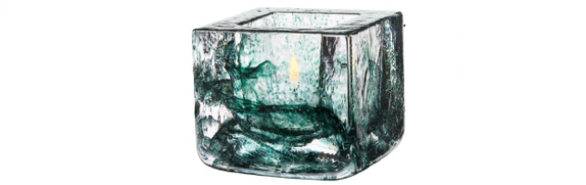 BRICK VOTIVE GREEN - K0161033
