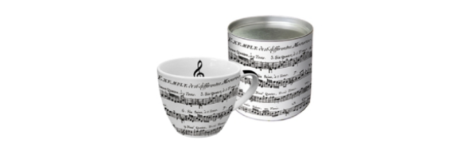 "BIG MUG - GIFT BOXED  ""ADAGIO"" - P02601346"