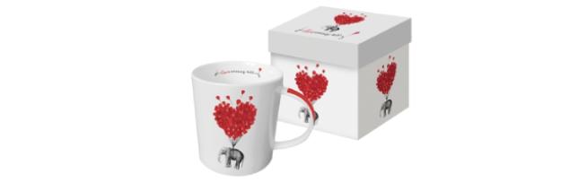 "TREND MUG - GIFT BOX ""LOVE CARRIES ALL"" - P02603273"