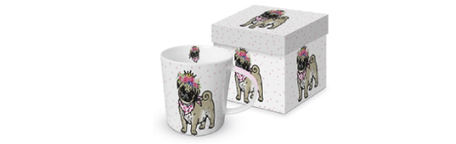 "TREND MUG - GIFT BOX ""LILLY"" - P02603880"