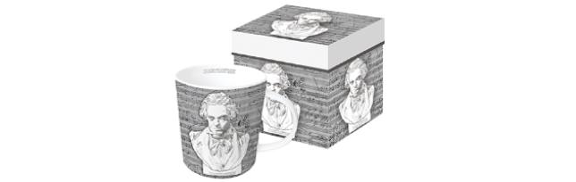 """TREND MUG - GIFT BOX """"BEETHOVEN"""" - P02603884"""