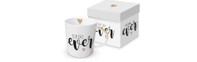 "TREND MUG - GIFT BOX ""BEST DAD EVER"" - P02603936"