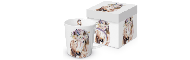 "TREND MUG - GIFT BOX ""PRETTY UNICORN"" - P02603942"