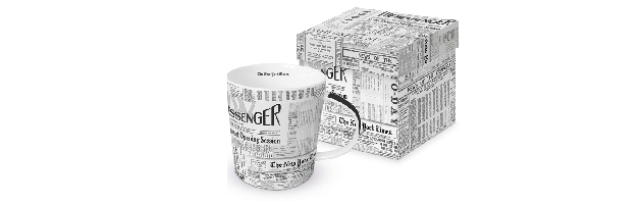 "TREND MUG - GIFT BOX ""THE MESSENGER"" - P02603950"