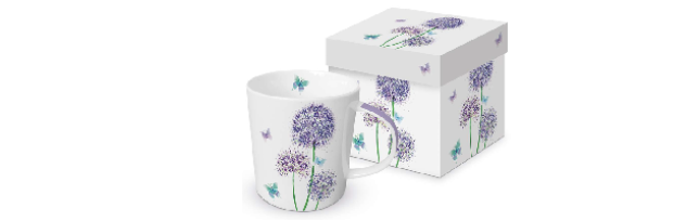 "TREND MUG - GIFT BOX ""ALLIUM"" - P02603960"