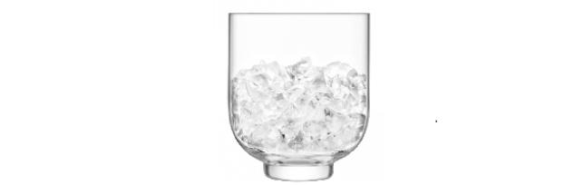 BAR ICE BUCKET CLEAR H:15 CM - L05G154015991