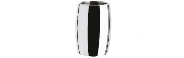 "INSULATED WINE COOLER ""SPHERA"" S/STEEL - S1256594-00"