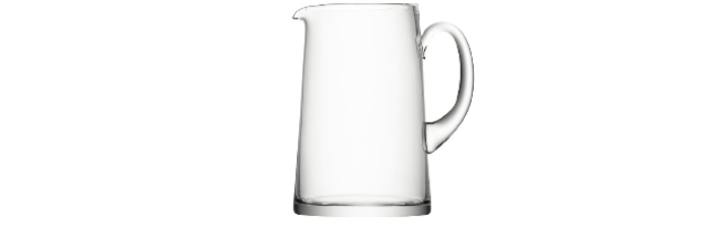 BAR TAPARED JUG CLEAR 1.7 LT - L05G20160991