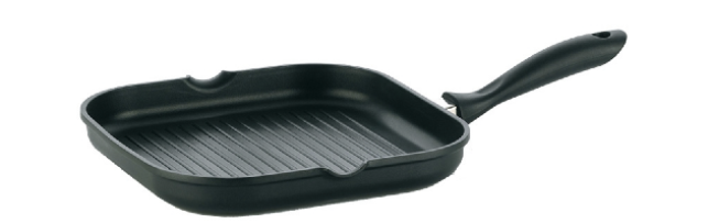 "SQUARE GRIDDLE PAN 28X28 CM ""KERROS"" - M0215156"