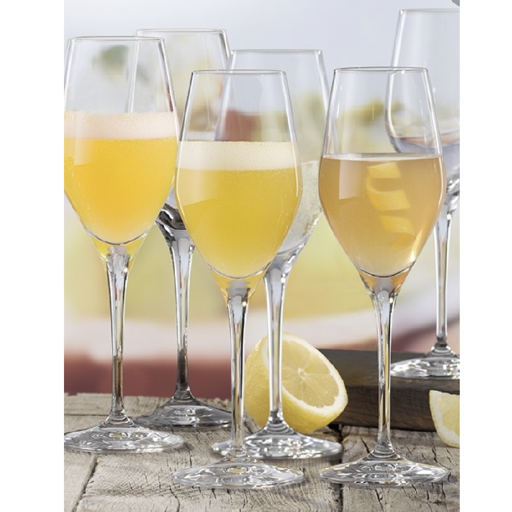 SET OF 6 PROSECCO GLASSES  - S074401787