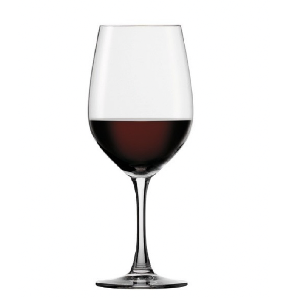"RED WINE GLASS ""WINELOVERS""  - S074098001"