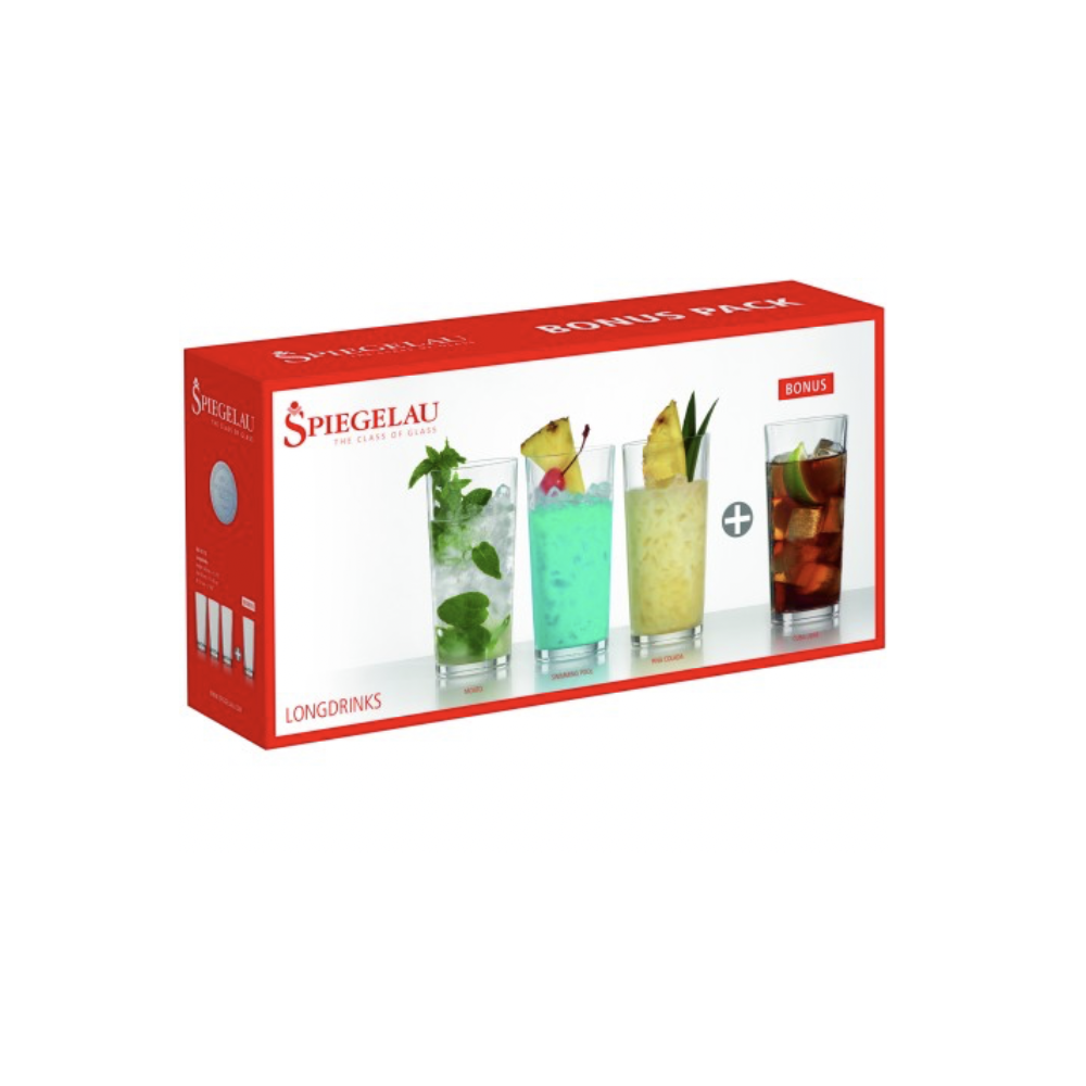 SET OF 4 MIX LONG DRINKS - S0726601731