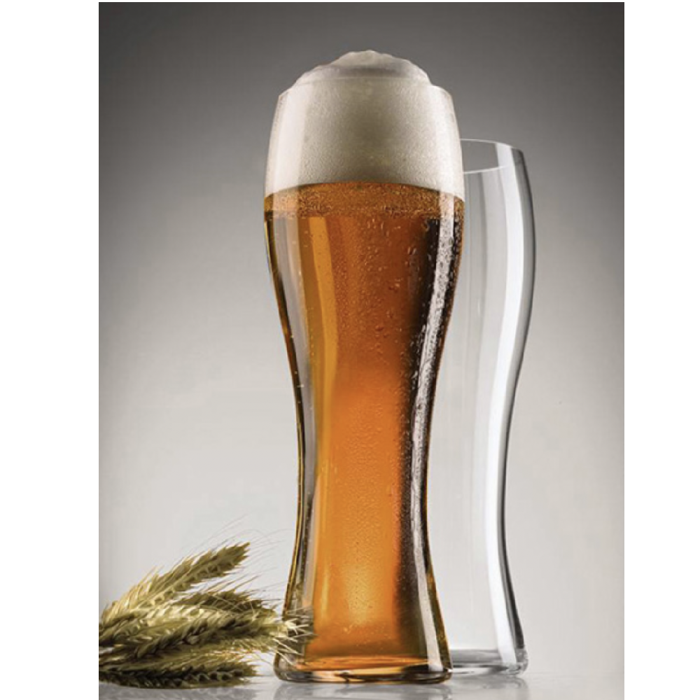 WHEAT BEER GLASS 0.70 LT, H:23.8 CM - S0749910551