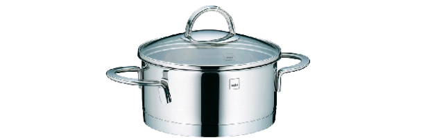 "COVERED SAUCE POT ""CAILIN""  - M0210955"