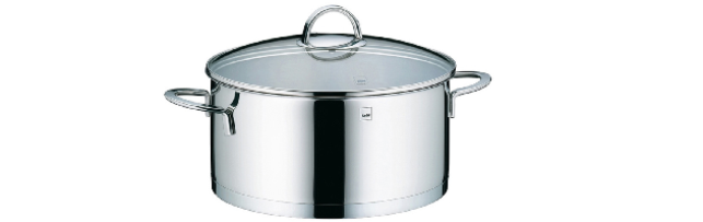"COVERED SAUCE POT ""CAILIN"" 5 LT, D:24 CM, H:12 CM - M0210957"