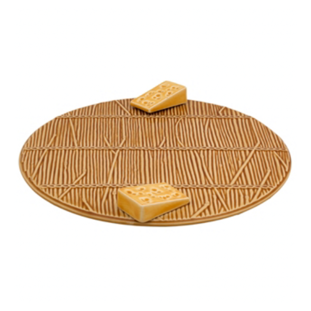 CHEESE TRAY WITH YELLOW CHEESE QUEI -  V0265004817