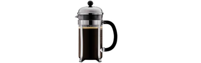 CHAMBORD COFFEEMAKER 8-CUP CHROME - B041928-16