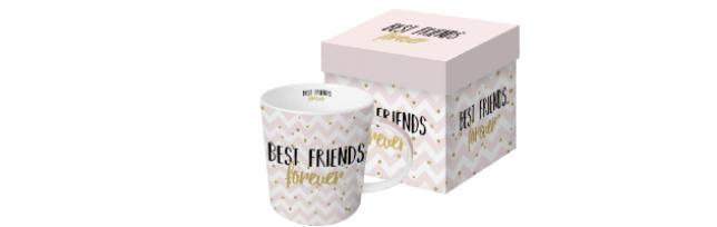 """TREND MUG - GIFT BOX """"FOREVER FRIENDS"""" - P02603207"""