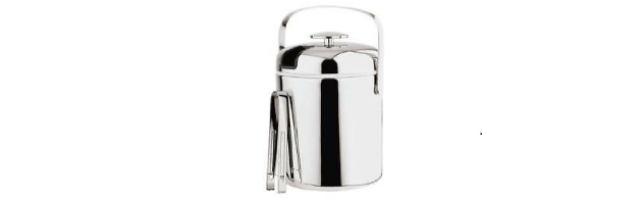 ICE BUCKET WITH TONG - S1241513-13