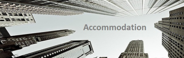 Rent and Services for your Accommodation